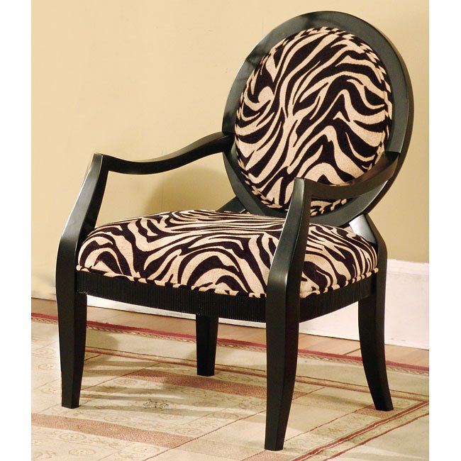 leopard print accent chair stand for swing animal world imports furniture cart