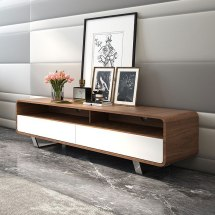 Gramercy Tv Base Jm Furniture Cart
