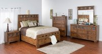 Coventry Storage Bedroom Set Sunny Designs | Furniture Cart