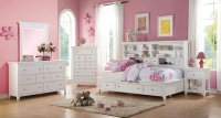 Lacey Storage Daybed Bedroom Set (White) Acme Furniture ...