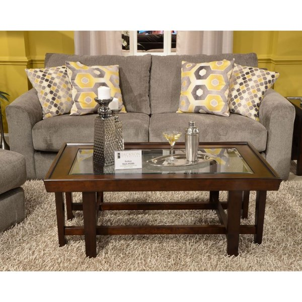 Sutton Sofa Cobblestone Jackson Furniture 1 Cart