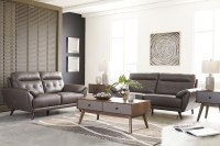 Sissoko Gray Living Room Set Signature Design | Furniture Cart