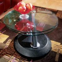 Modesto Round Cocktail Table Magnussen | Furniture Cart