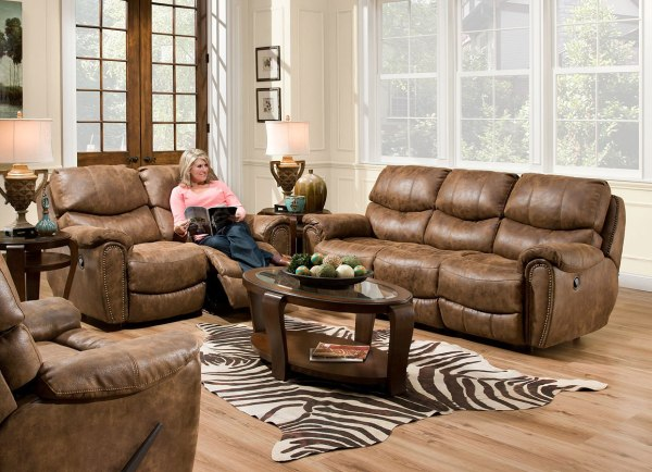 Richmond Reclining Living Room Set Franklin Furniture
