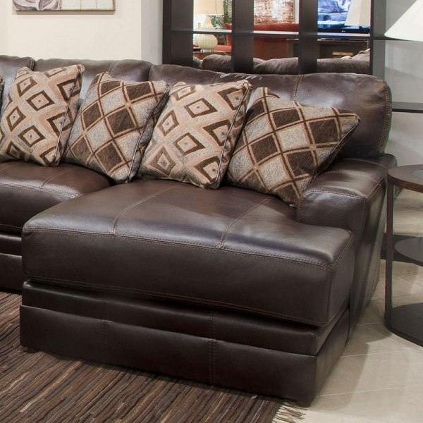 Denali Modular Sectional Chocolate Jackson Furniture 1 Cart