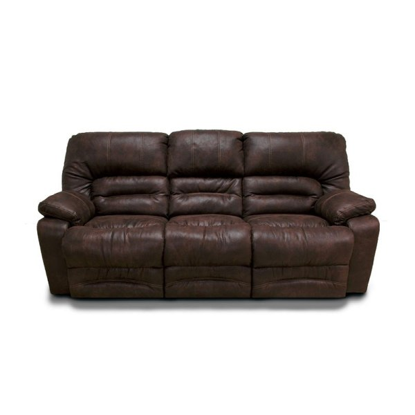 Legacy Reclining Sofa Ford Chocolate Franklin Furniture