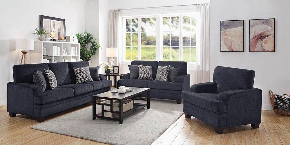Stewart Living Room Set Coaster Furniture Furniture Cart
