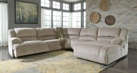 Toletta Granite Modular Reclining Sectional Signature ...