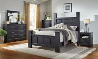 Modesto Poster Bedroom Set Standard Furniture | Furniture Cart