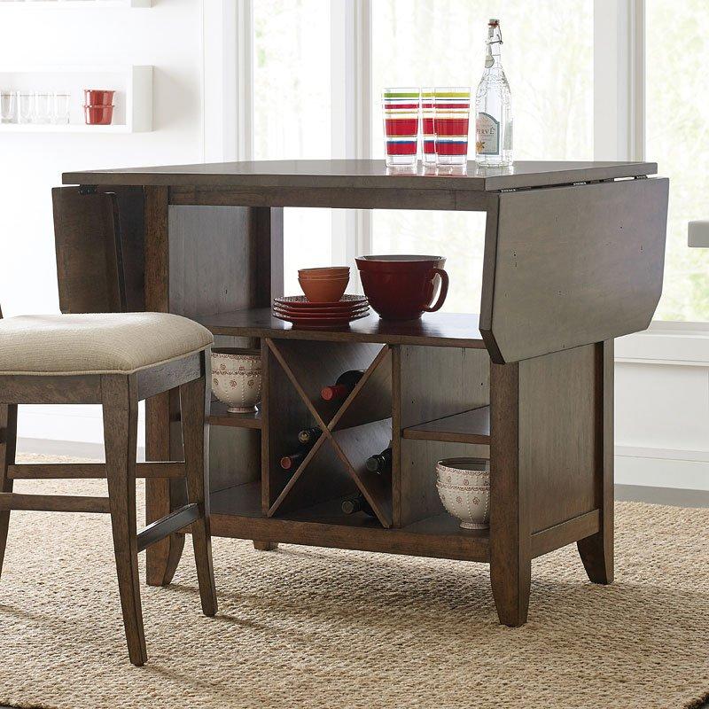 The Nook Kitchen Island Maple Kincaid Furniture