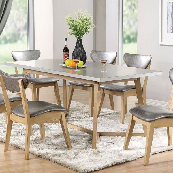 db7e2fe95ca0 Rosetta Dining Table Acme Furniture Cart - Year of Clean Water