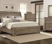 bedroom sets rustic