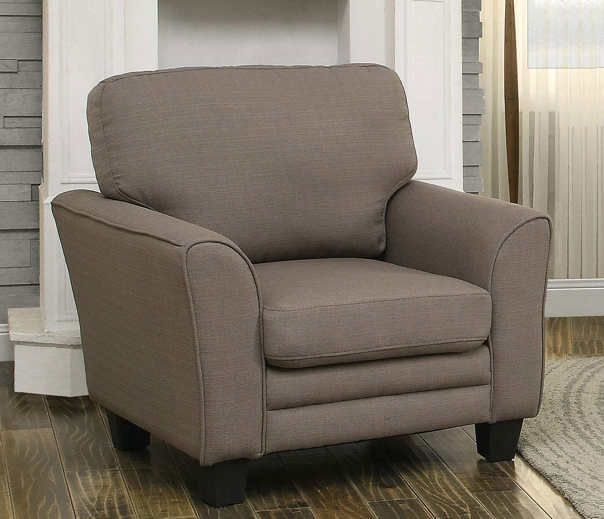 Grey Accent Chairs Adair Accent Chair Grey Homelegance Furniture Cart