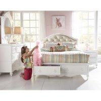 SweetHeart Princess Bedroom Set W/ Storage Bed Samuel ...