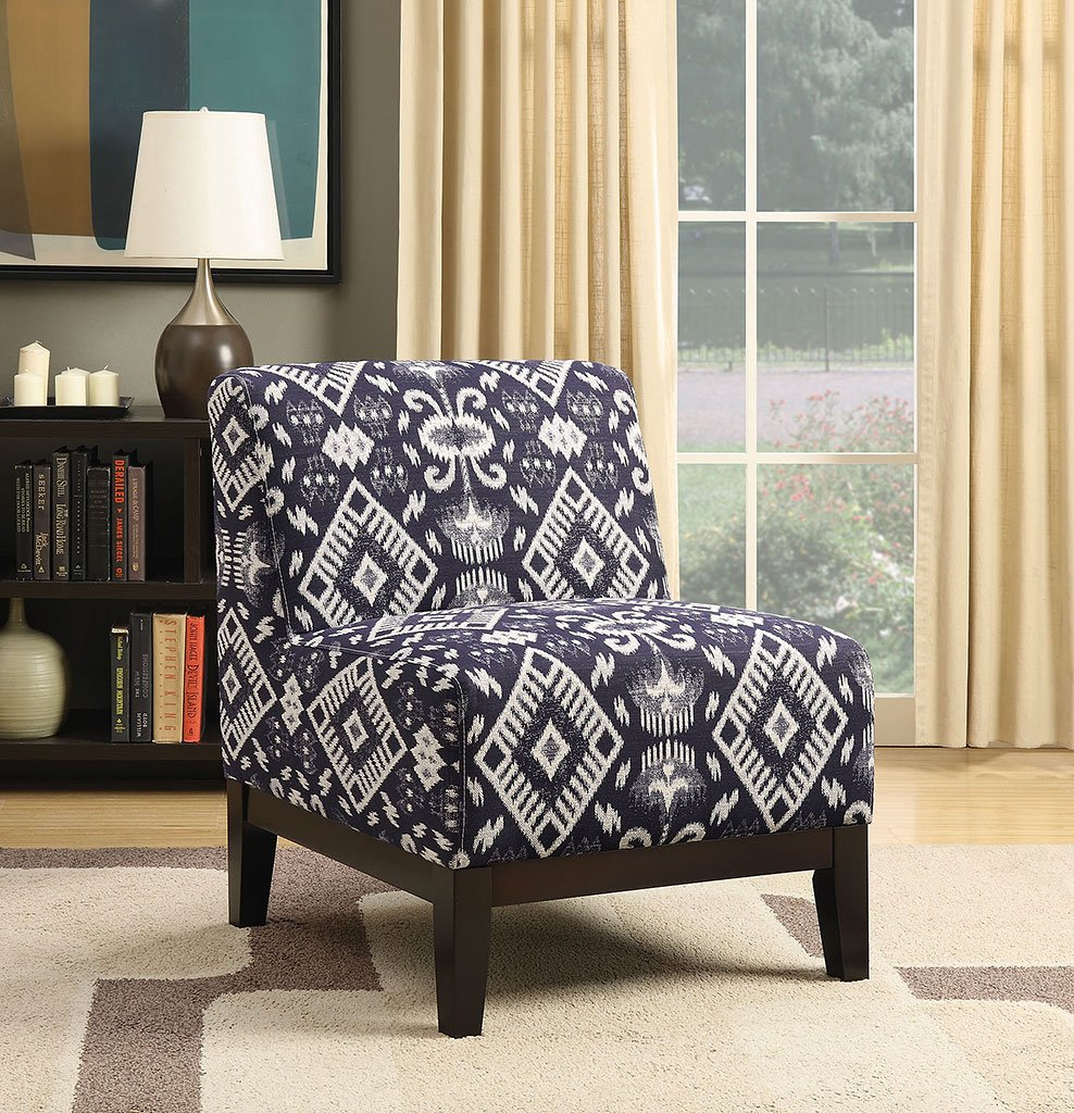 Coaster Accent Chair Southwestern Upholstered Accent Chair
