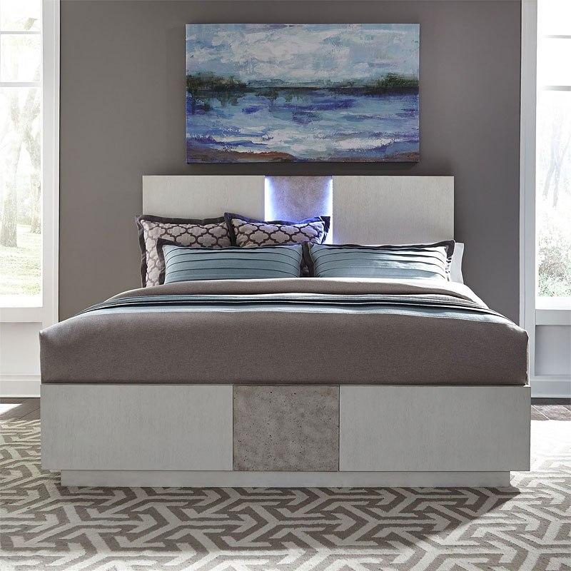 mirage panel bedroom set