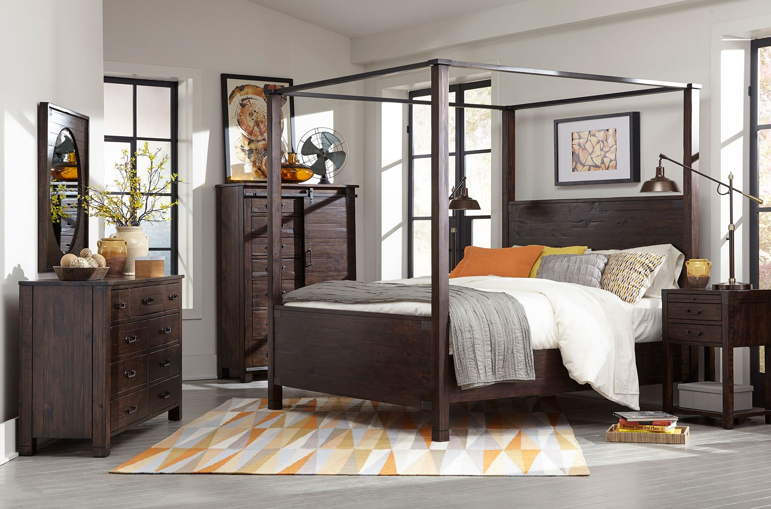 Magnussen Home Bed