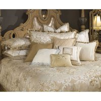 Luxembourg Bedding Set Aico Furniture | Furniture Cart