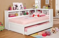 Frankie Daybed Bedroom Set (White) Furniture Of America ...