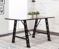 Elm 60 Inch Counter Height Dining Table Cramco | Furniture ...