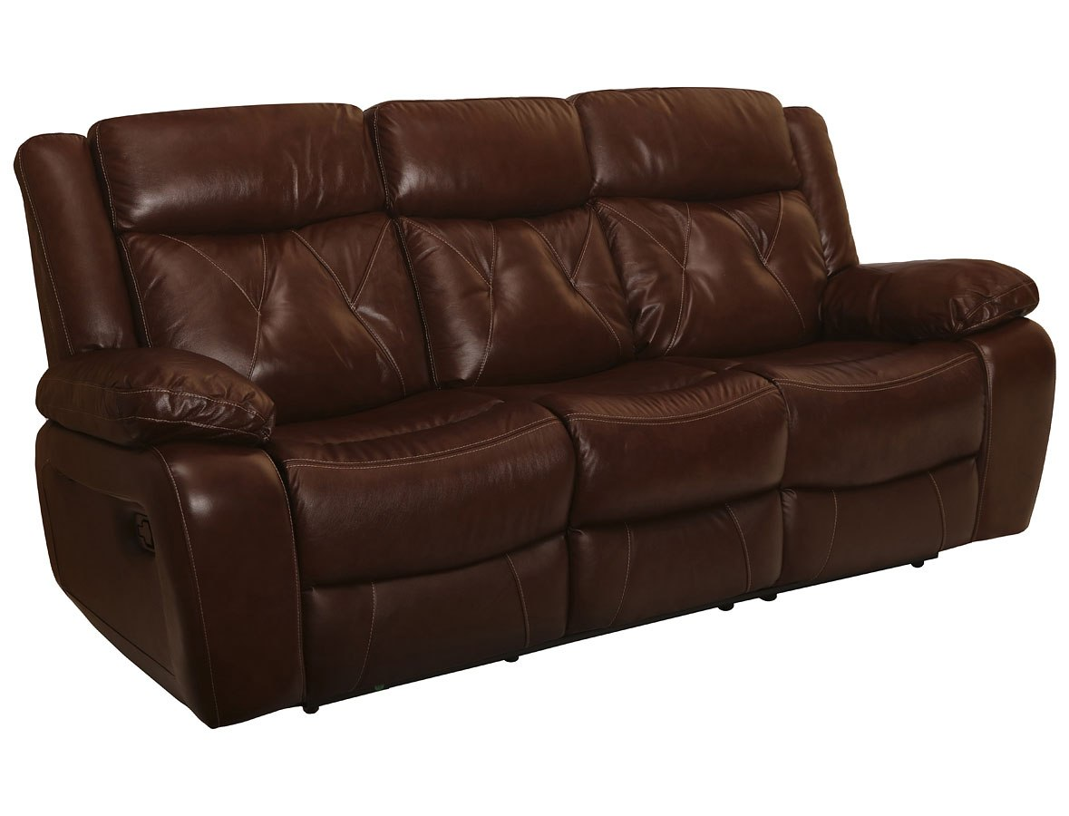 light brown leather reclining sofa for dog benedict living room set new