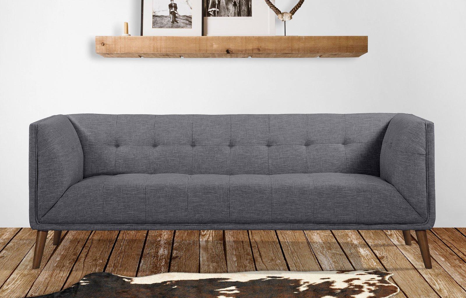 Sofa 402 Hudson Grey