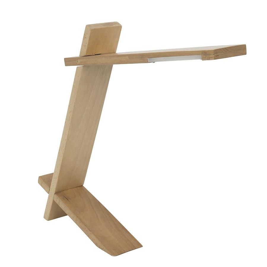 Plank Desk Lamp Natural LumiSource  Furniture Cart