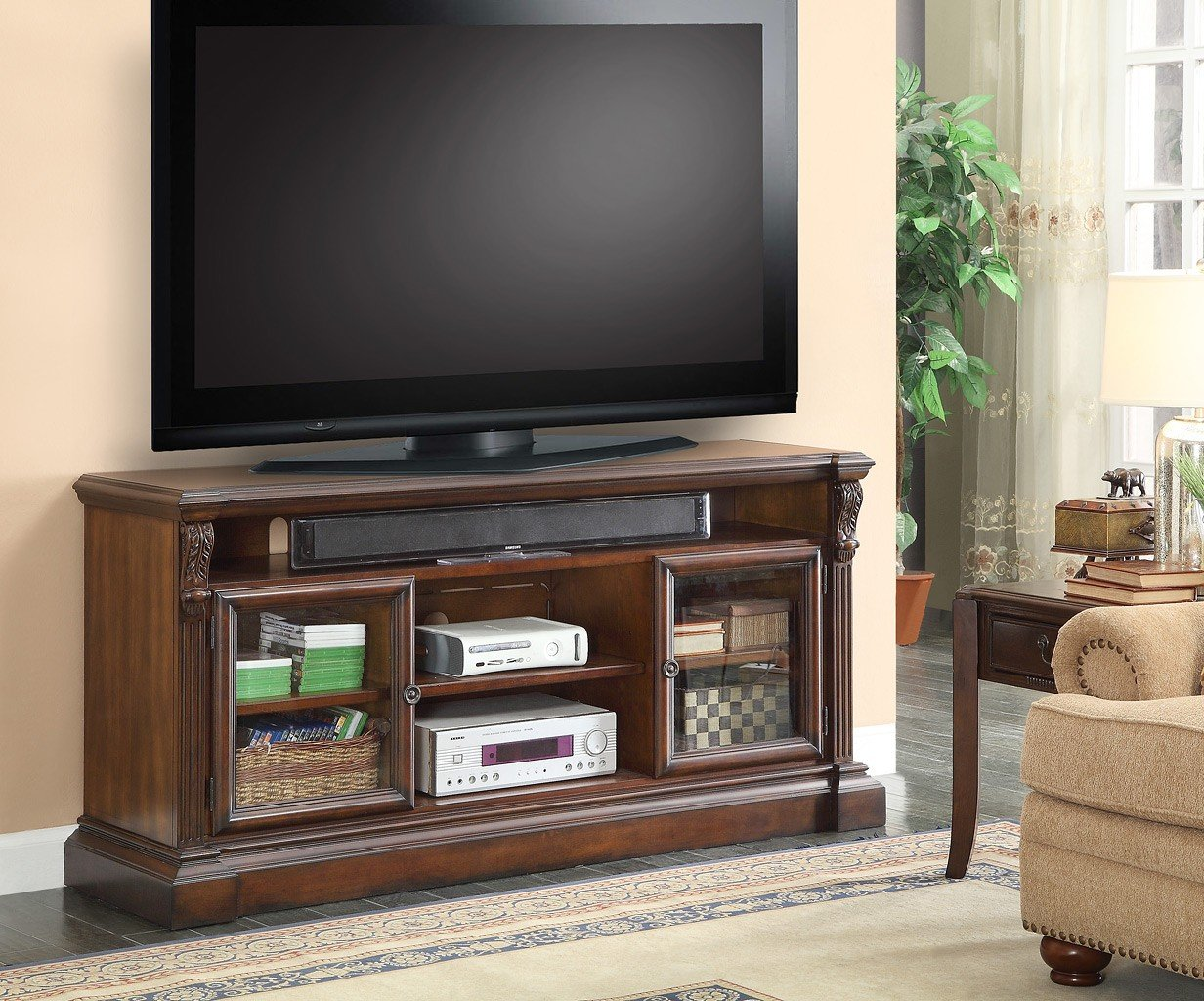 Marquis 65 Inch Tv Console Parker House Furniture Cart