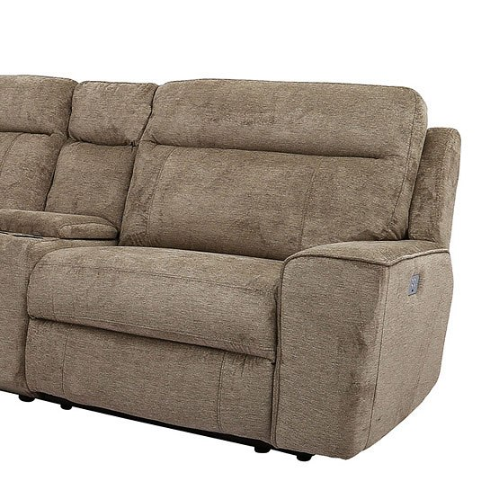 sofa rph jysk ca table parthenon modular power reclining sectional heather parker living right recliner w headrest by