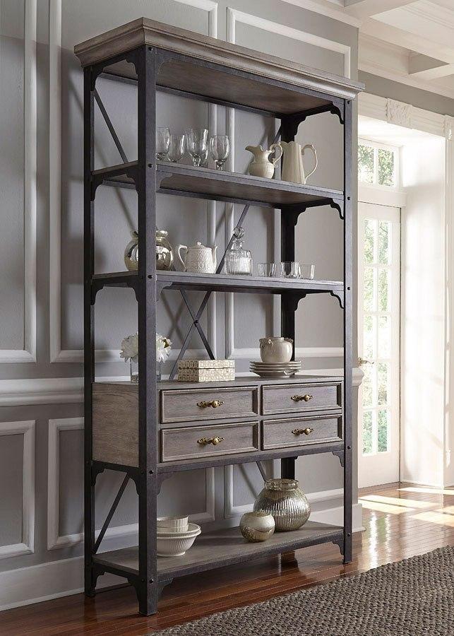 Simply Charming Bakers Rack Pulaski Furniture  Furniture Cart