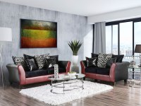 Black And Red Living Room Set - Frasesdeconquista.com