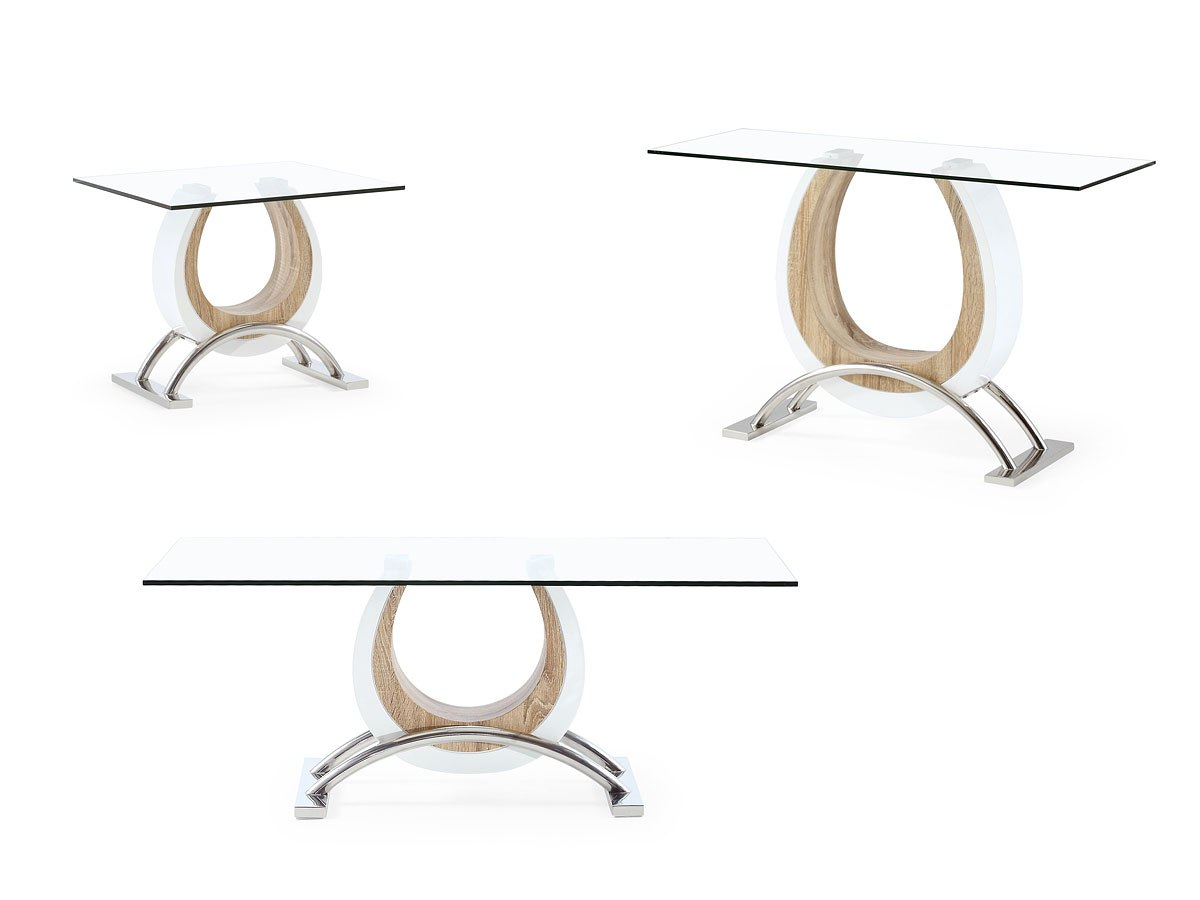 T Occasional Table Set Global Furniture