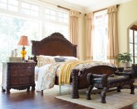 North Shore Panel Bedroom Set Millennium, 3 Reviews
