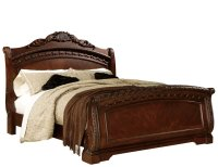 North Shore Sleigh Bedroom Set Millennium, 4 Reviews ...