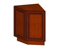 AB24 (Base) Sienna Rope Angle Base Cabinet
