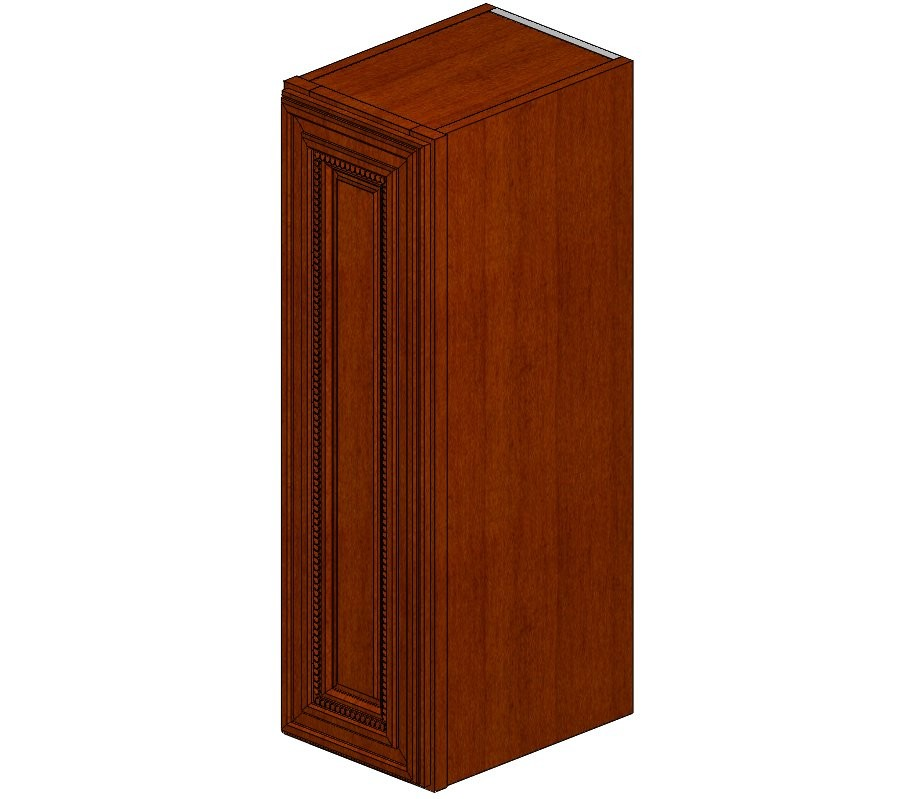 W0930 Sienna Rope Wall Cabinet