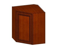 WDC2430 Sienna Rope Wall Diagonal Corner Cabinet Kitchen