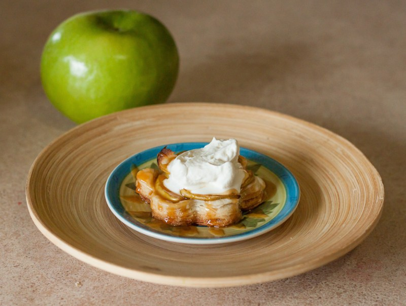 Caramel Apple Tart-2