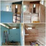 A Tiny House Paint Job