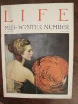 W. T. Benda, okładka magazynu Life, zb. prywatne.