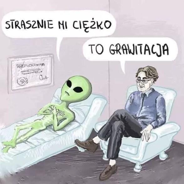 Dowcipy o #obcy : : Śmiechumor - Sposób na dobry humor! Śmieszne obrazki,  kawały, zagadki i memy. Najlepszy humor obrazkowy.