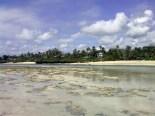 La spiaggia di Diani