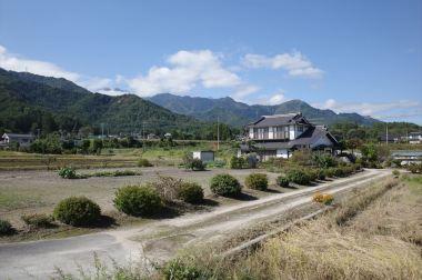 北安曇 松川村の農家向け中古住宅 売買