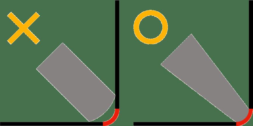 コーキング施工のヘラの選び方