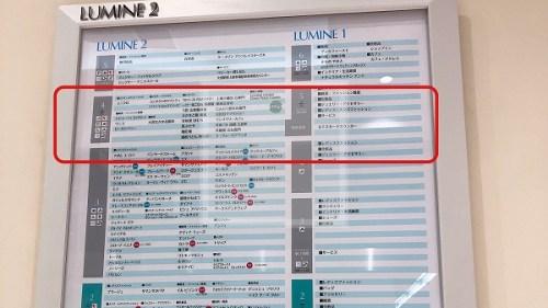 大宮ルミネ1・ルミネ2の行き方を画像・改札口・スタバ