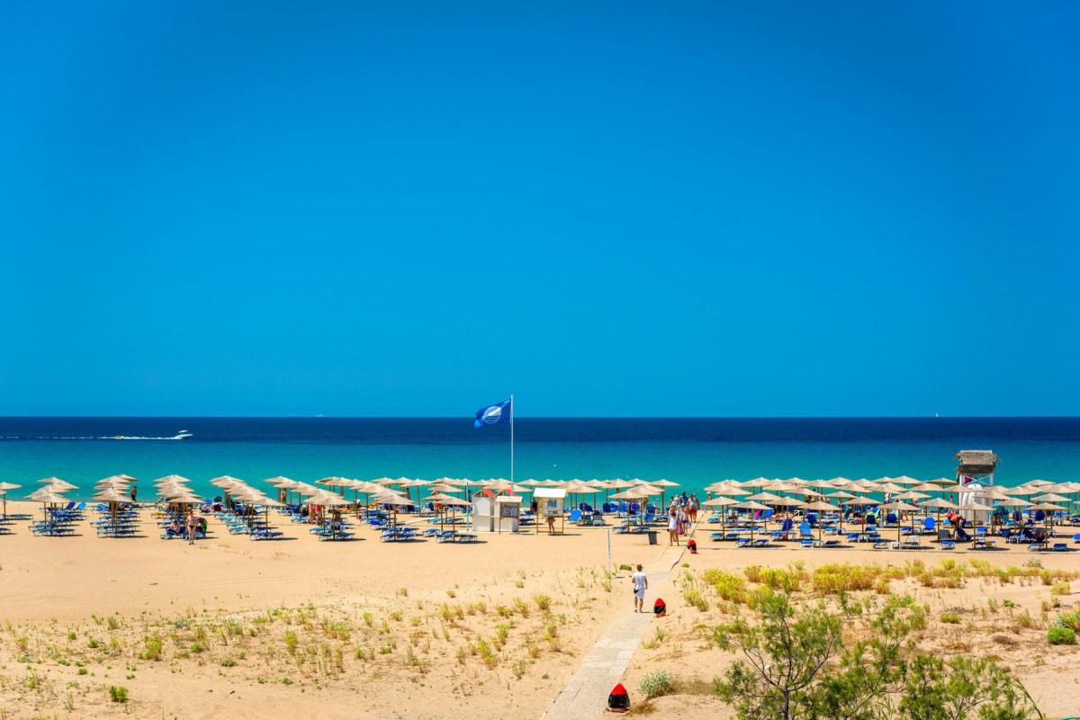 Kalogria Beach Hotel - Καλογριά, Αχαΐα - Smile Acadimos
