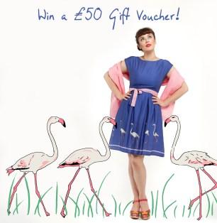Lucy - £50 gift voucher