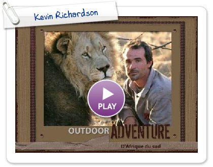 Click to play this Smilebox scrapbook: Kevin Richardson