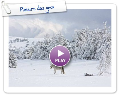Click to play this Smilebox slideshow: Plaisirs des yeux