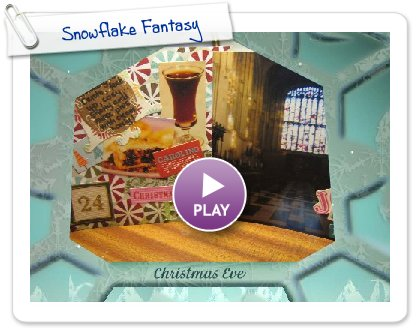 Click to play this Smilebox slideshow: Snowflake Fantasy